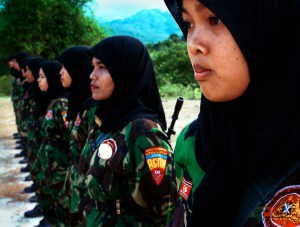 Female Members of the Free Aceh Movement